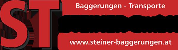 STEINER GmbH Baggerungen – Transporte