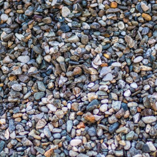 Schotter, Kies, Splitt, Sand, Bruch